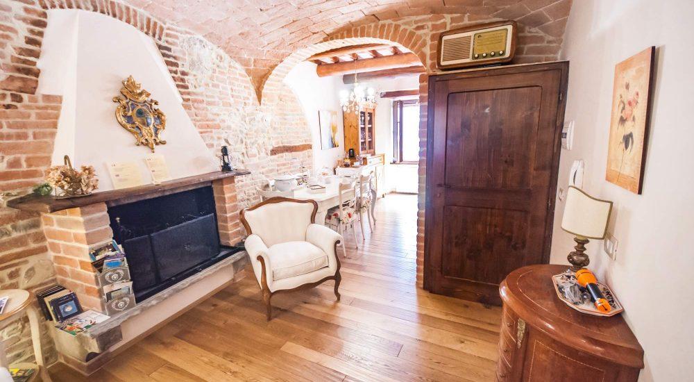 Antica Gabella Bed and breakfast Castiglione del Lago camere