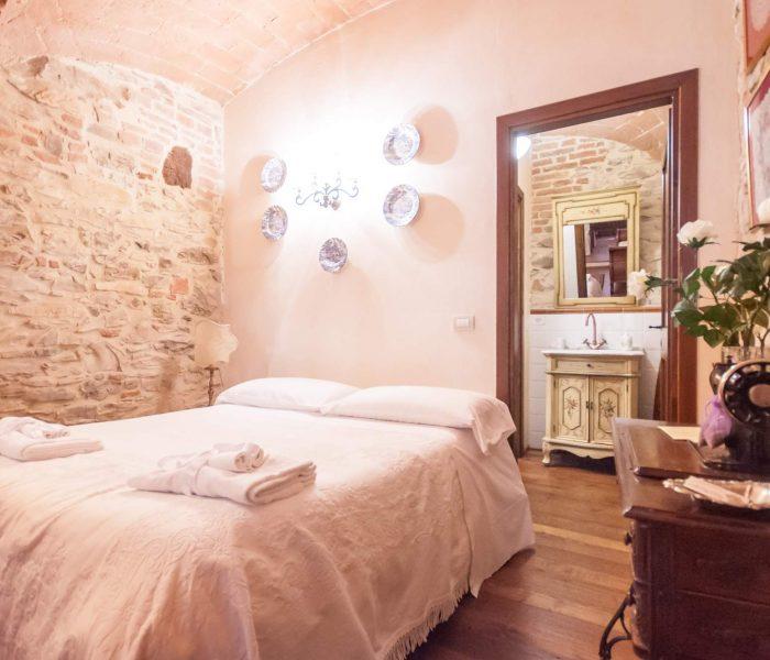 Bed and Breakfast Antica Gabella Castiglione del lago suite