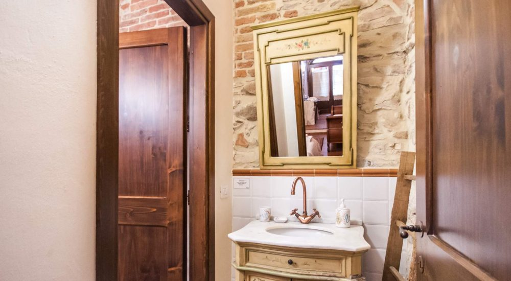 Bed and Breakfast Antica Gabella Castiglione del lago suite in Umbria