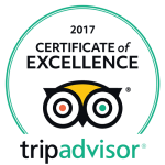 TripAdvisor Certificato bed and breakfast lago Trasimeno